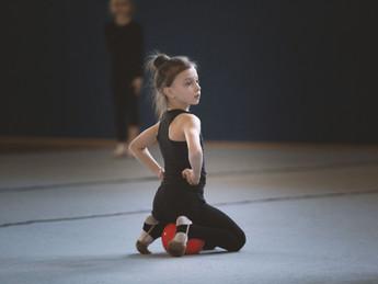 Year 2/3 Gymnastics
