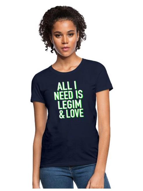 Legim and Love T-Shirt.png