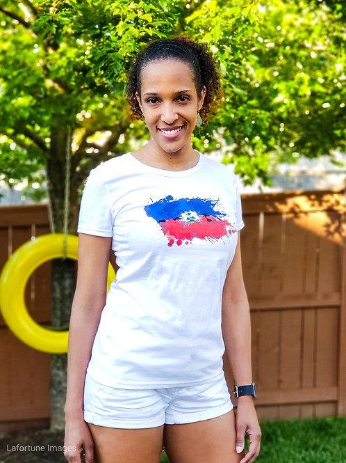 Haitian Flag T-Shirt