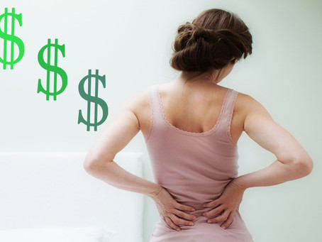 The Cost $$ of Back Pain