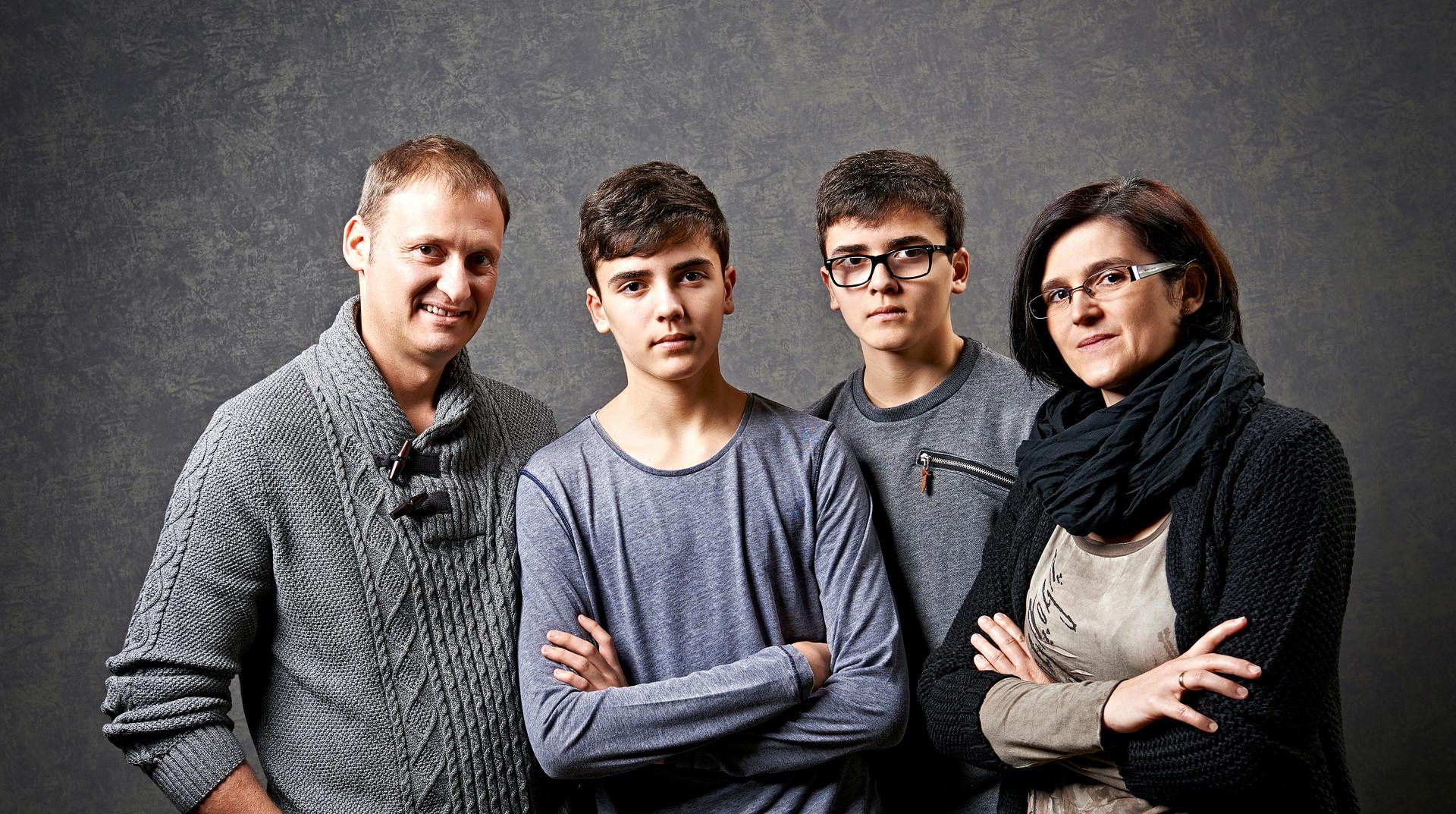 Familienfoto Straubing