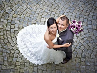 coole Hochzeitsbilder