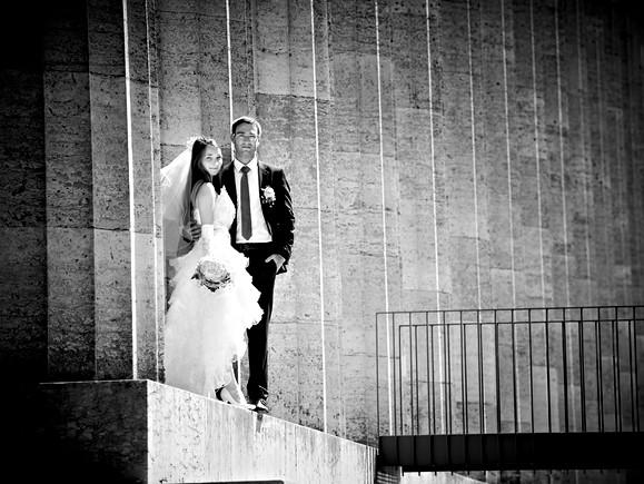 Hochzeitsfotos Walhalla, Hochzeitsfotograf Donaustauf