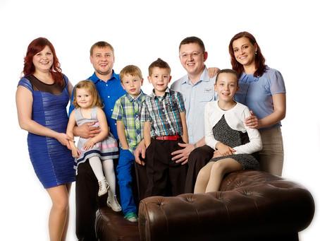 Familiengruppe