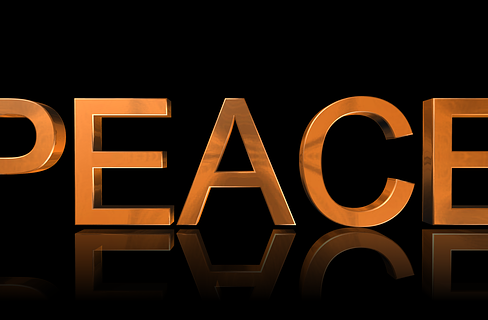 Peace - Every Day - No Matter What!