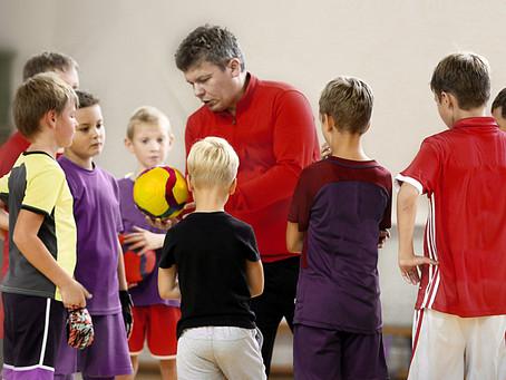 Набор воспитанников в филиалы Центра футбольного мастерства «Академия Аркадия Белого»