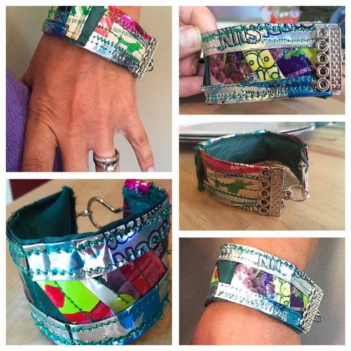 Capri Sun Bracelets