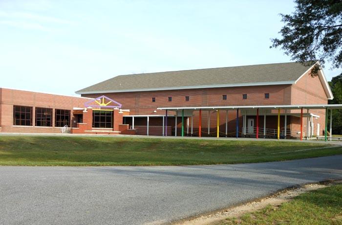 Daphne Elementary School