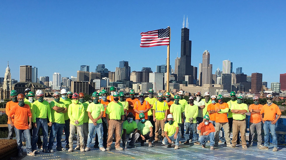 Blue Island Chicago, IL Denk & Roche Builders, Inc.
