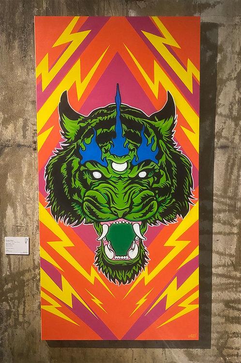 Tiger (Green)