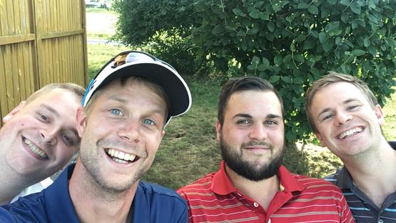 Golf macht Spaß!