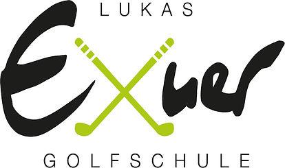 Lukas Exner Golfschule Logo