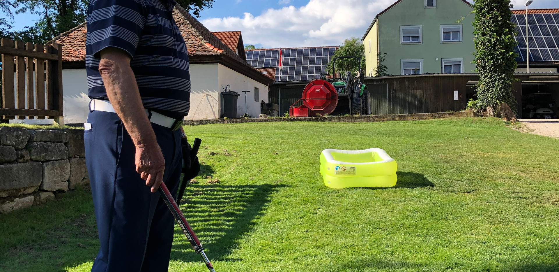Mini Golf Bahn 4