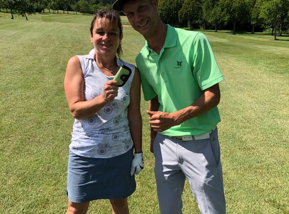 Caddyboo Golfhandtuch