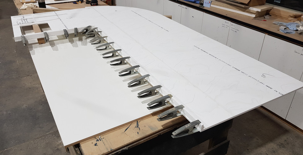 Solid Surface Forming