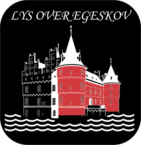Logo forslag til Egeskovs LUMINIS event.