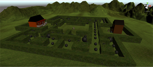 3D Unity verden