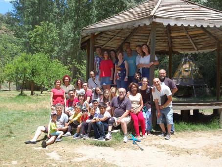 Jornadas Nacionales de Investigación, Reflexión y Convivencia Proyecto Roma