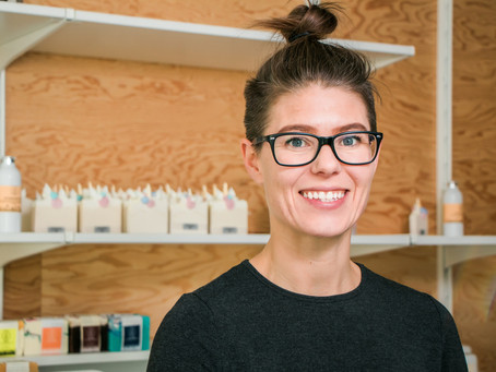 Soco Soaps - Small Business Owner Spotlight