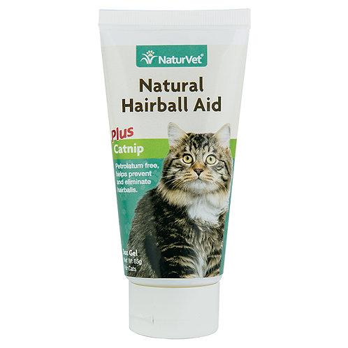 NaturVet Natural Hairball Aid Cat Gel 3oz