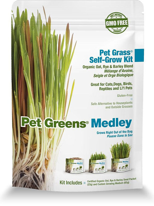 Pet Green Self Grow Kits