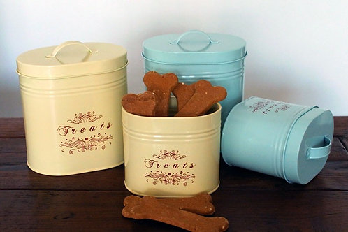 One for Pets Pet Treats Canisters