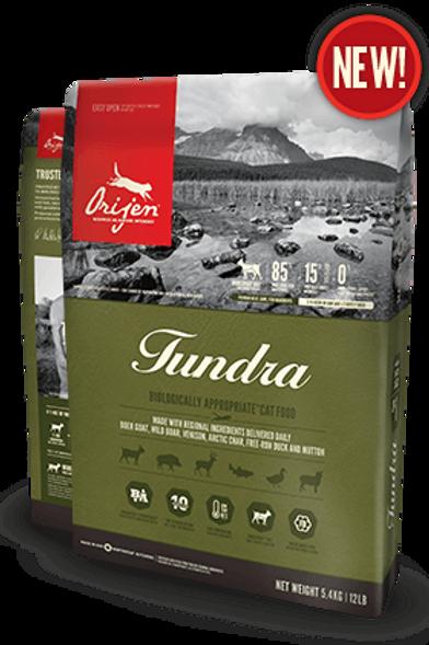 Orijen Tundra Cat Dry Food