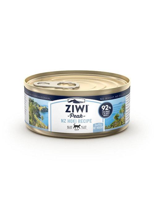 Ziwi PeakWet Hoki Recipe Cats Canned Food 85g