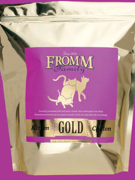 Fromm Family Kitten Gold Food