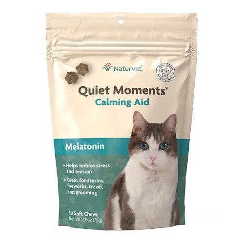 NaturVet Quiet Moments® Cat Soft Chew