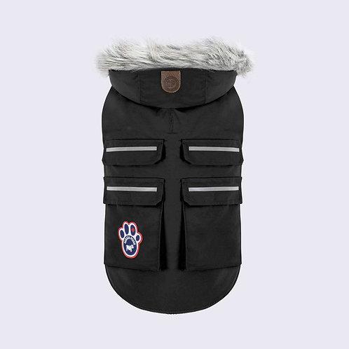 Canada Pooch Everest Explorer Vest Black