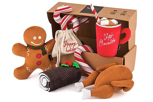 Pet Play Holiday Classic Plush Toy Collection
