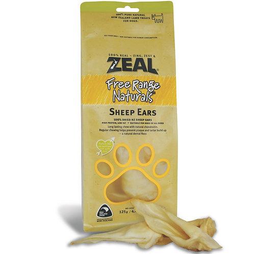Zeal Dog Treats Sheep Ears