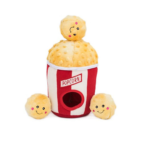 Zippy Paws Burrow - Popcorn Bucket