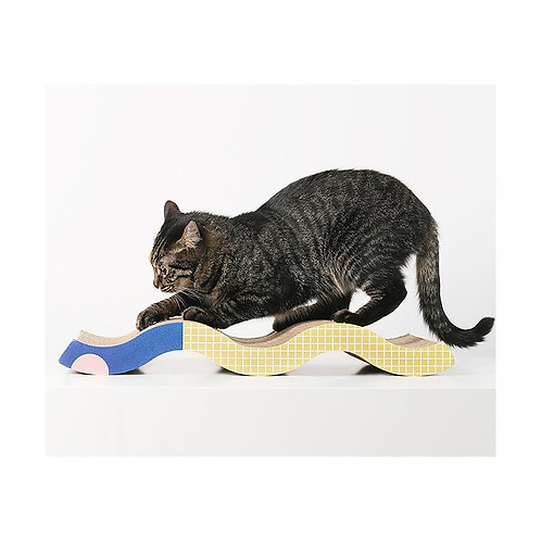 Pidan Cat Scratching Board - Memphis of Egypt - Wave Style