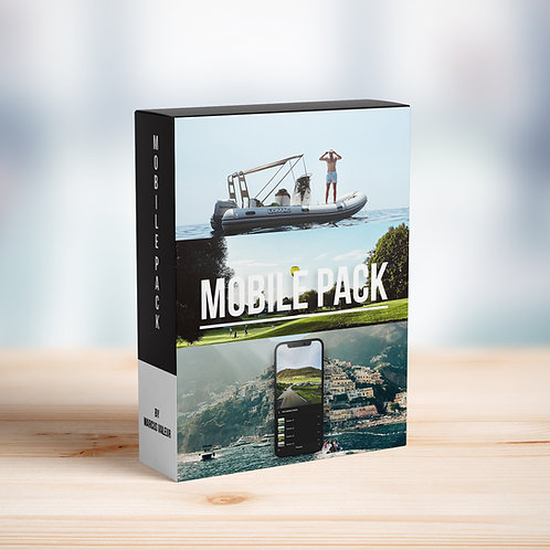 The Mobile Pack