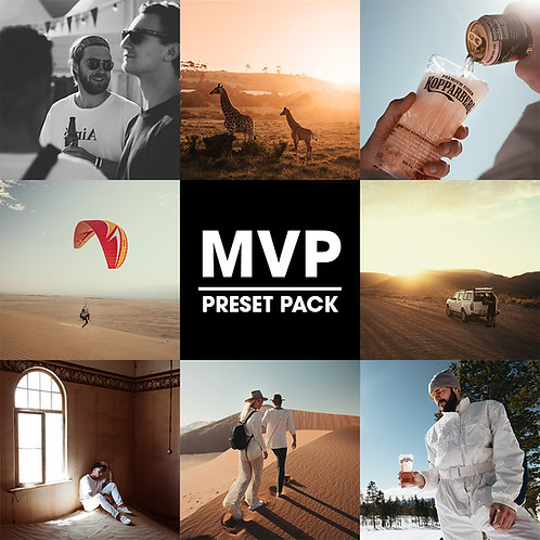 MVP PRESET PACK (Desktop & Mobile)