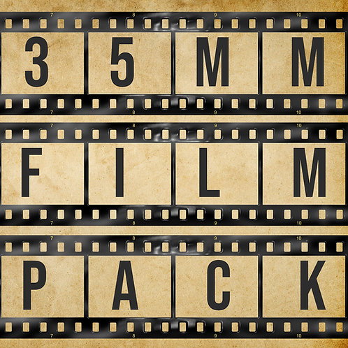 35mm Film Preset Pack