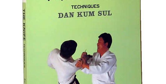 KNIFE- Hapkido Weapons Technique