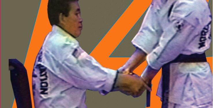 Hapkido Handicap Technique #14