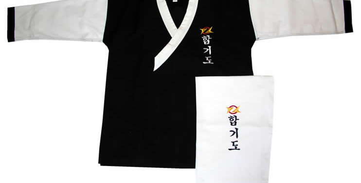 WHF Middle Weight Hapkido Uniforms
