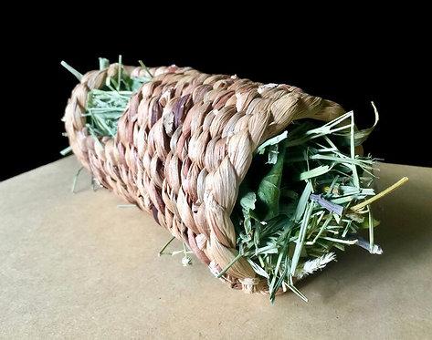 Hay Filled Hyacinth Roll