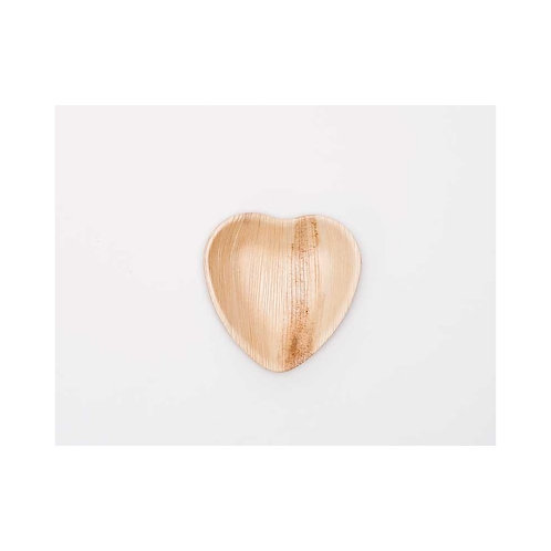 Palm Leaf Hearts