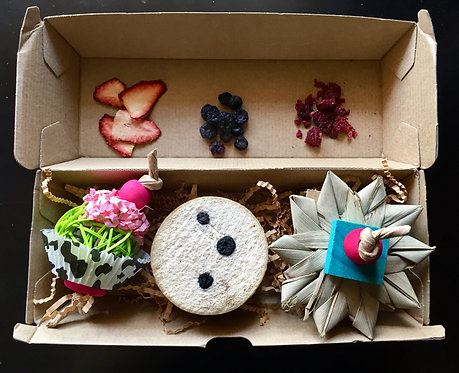 Bunny Bakery Treat Box