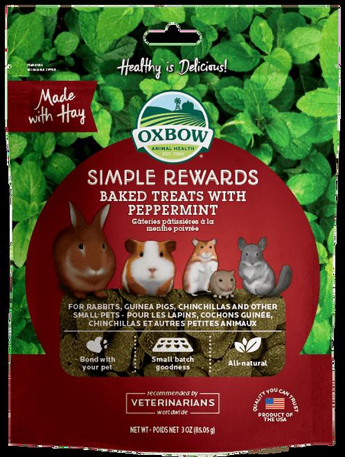 Oxbow Simple Rewards Peppermint Treats