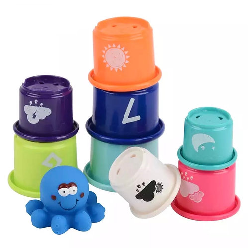 Stacking Cups (Set of 8)