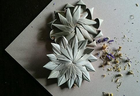 Palm Leaf Flowers x 3+