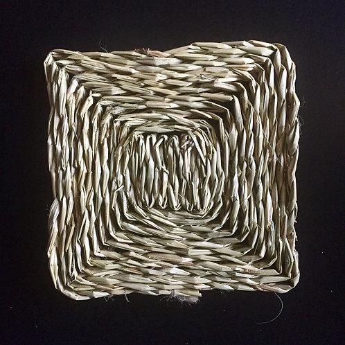 Square Seagrass Mat