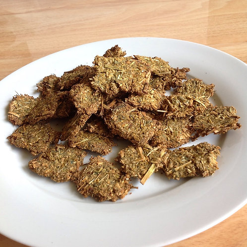 Apple and Carrot Crispies