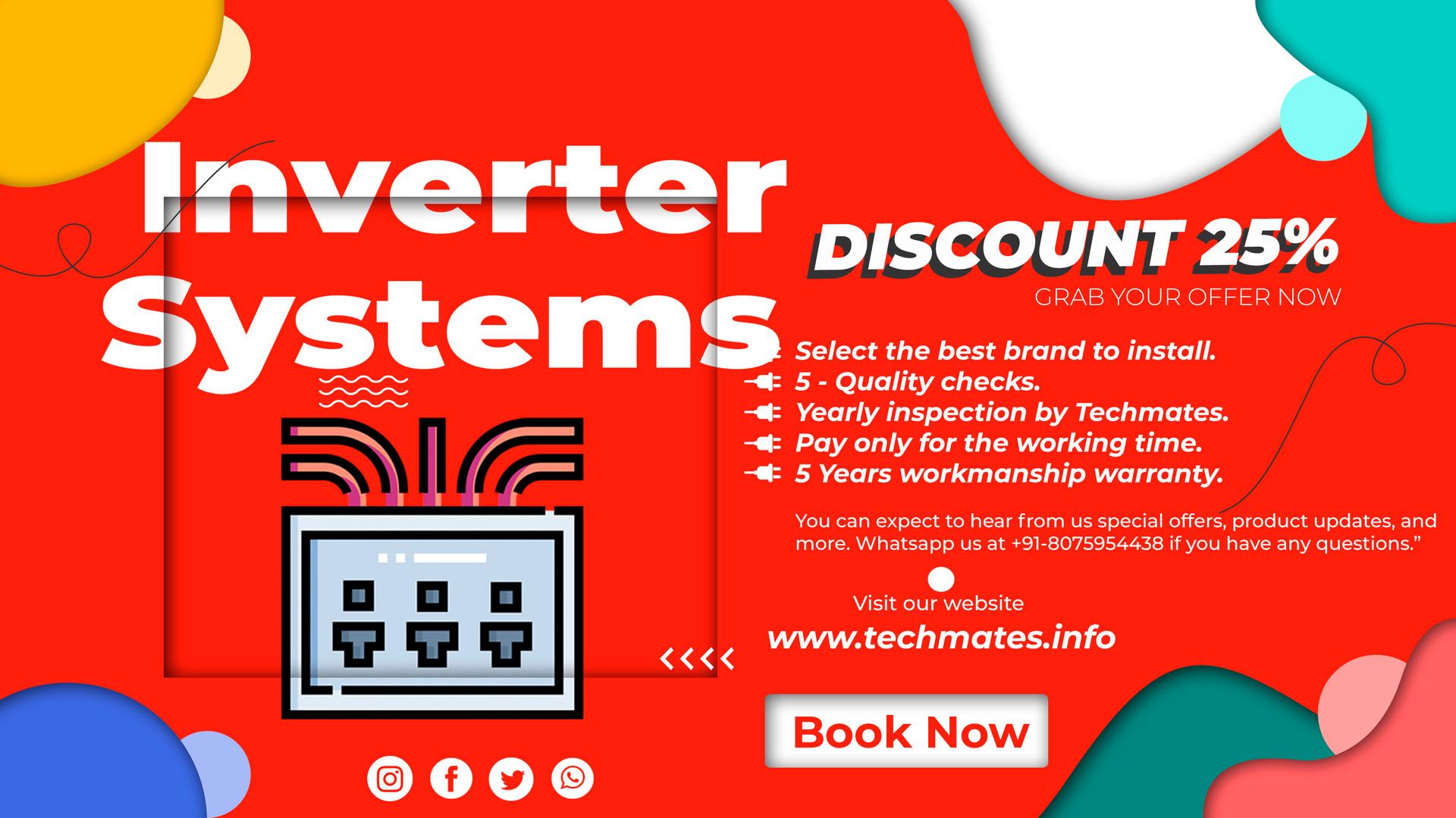 Inverter Systems Offer